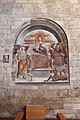 Sodoma, Madonna col Bambino, gli arcangeli michele e Raffaele, e un donatore, 00.JPG