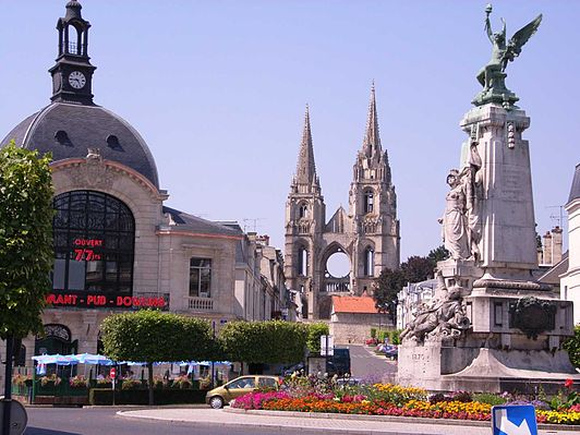Soissons (stad) - Wikiwand