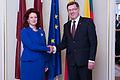 Solvita Āboltiņa tiekas ar Lietuvas Republikas Ministru prezidentu (8367677246).jpg