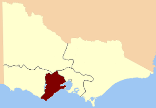 South Western Province (Victoria) former electoral province of the Victorian Legislative Council, Australia