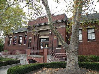 Carnegie Library of Pittsburgh – South Side - Image: South Side Carnegie Library Pittsburgh