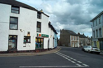 South Brent - Image: South Brent Post Office geograph.org.uk 42155
