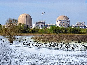 South Texas Nuclear Generating Station - Image: South Texas Nuclear Generating Station