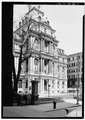 South front - Boston City Hall, 41-45 School Street, Boston, Suffolk County, MA HABS MASS,13-BOST,70-5.tif