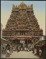 South of India. Madura. Gopura. LCCN2017657631.tif