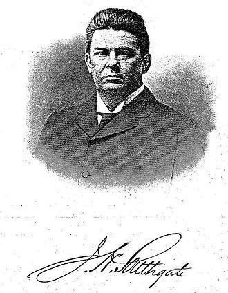 James H. Southgate - James H. Southgate