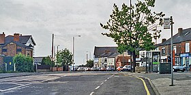 Southward in Codnor Market Place (A6007) geograph-3334422-by-Ben-Brooksbank.jpg
