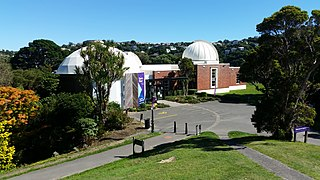 Space Place at Carter Observatory Historic observatory in Wellington, New Zealand