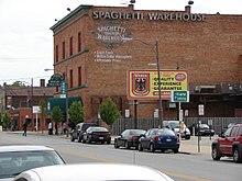 Spaghetti factory chicago