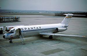 Spantax - Douglas DC-9-14.jpg