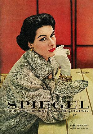 Spiegel (catalog) - Image: Spiegel 1