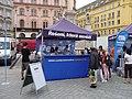 Stánek ODS, Městečko řešení, Brno (2).jpg