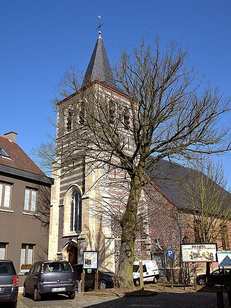 St-Apolloniakerk, Elst