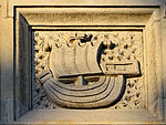 St. John's Cathedral, Warsaw – Relief - 10.jpg