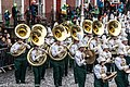 St. Patrick's Day Parade (2013) - Colorado State University Marching Band, Colorado, USA (8566286792).jpg