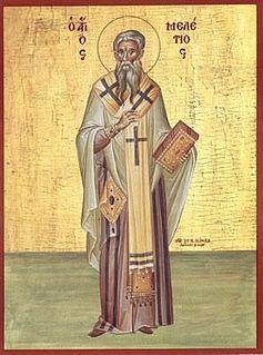 Meletius of Antioch