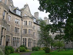 St Salvator's Hall - St Salvator's Hall