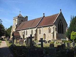 Newick Human settlement in England