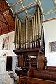 St Mary's Church, Stapleford Tawney, Essex, England ~ church pipe organ.jpg