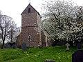St Mary's church, Bruntingthorpe - geograph.org.uk - 163286.jpg