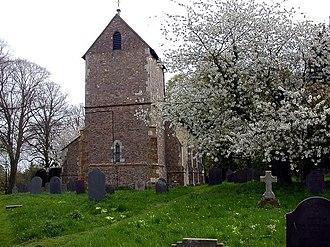 Bruntingthorpe - Image: St Mary's church, Bruntingthorpe geograph.org.uk 163286