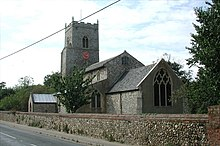St Mary, Brancaster, Norfolk - geograph.org.uk - 309328.jpg