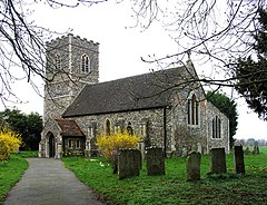 St Mary, East Carleton, Norfolk - geograph.org.uk - 314626.jpg