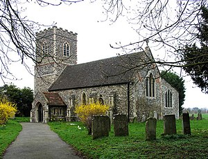 East Carleton - Image: St Mary, East Carleton, Norfolk geograph.org.uk 314626