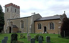 St Mary, Rushden, Herts - geograph.org.uk - 359733.jpg