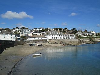 St Mawes - St Mawes harbour
