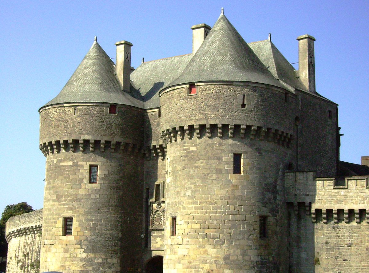 Guerande – Travel guide at Wikivoyage