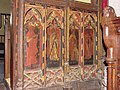 St Nicholas, Potter Heigham, Norfolk - Screen - geograph.org.uk - 478546.jpg
