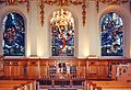 St Nicholas Cole Abbey, Queen Victoria Street, London EC4 - Sanctuary - geograph.org.uk - 1227147.jpg