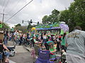 St Pats Parade Day Metairie 2012 Parade D7.JPG