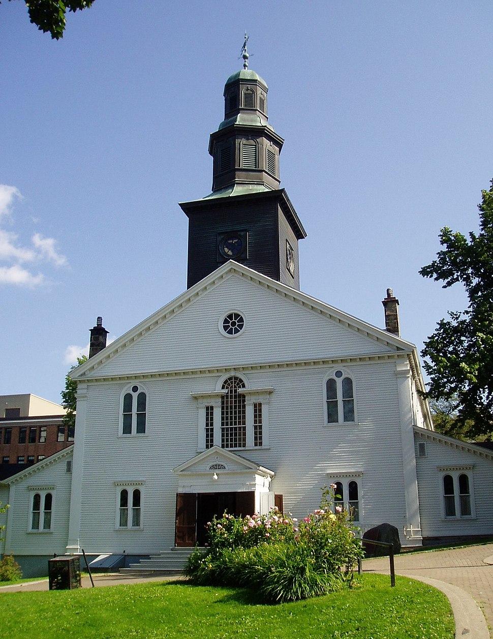 St Pauls, Halifax
