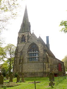 Church Of St Thomas Thurstonland Wikipedia