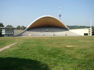 Vingis Park - Amphitheater in Vingis Park