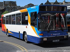 Stagecoach Cumbria & North Lancashire 21007 M393VWX (8852909977).jpg