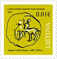 Stamps of Lithuania, 2015-02.jpg