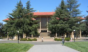 J. Henry Meyer Memorial Library - Meyer Library – Stanford University
