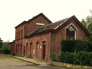 Warnant, Namur - Station Warnant