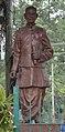 Statue - Car Park Area - Allahabad - 2014-07-06 7336.JPG