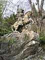 Statue Phylis de la Charce Grenoble.JPG