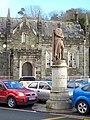 Statue of Francis, 7th Duke of Bedford (geograph 2167857).jpg