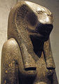 Statue of Sekhmet Upper Portion - from Temple of Mut Karnak - 19th Dynasty - GL 67.jpg