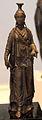 Statuetta della tyche-fortuna, da atene, I sec. ac-II dc ca., da originali greci del periodo arcaico.JPG