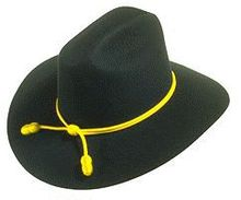 b0308cd5dc3 The Stetson cavalry hat