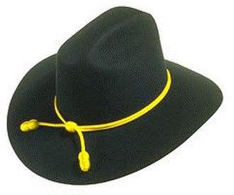 Douglas V. Mastriano - Image: Stetson Hat Fort Hood Army