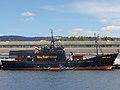 Steve Irwin docked in Hobart.JPG