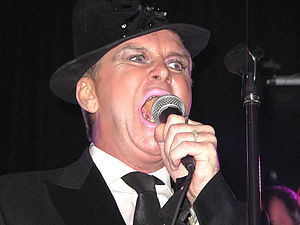 2015 in the United Kingdom - Steve Strange (1959–2015), the lead singer of Visage in 2014